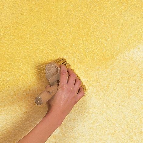 Wandgestaltung Leinos